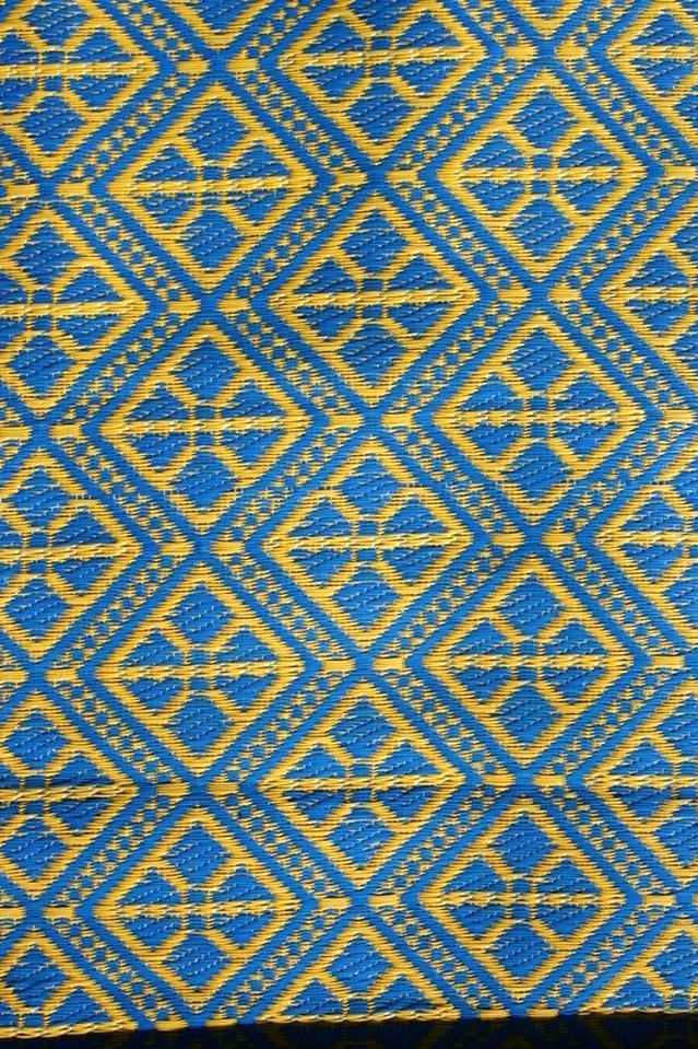 tapis natte africaine d'occasion