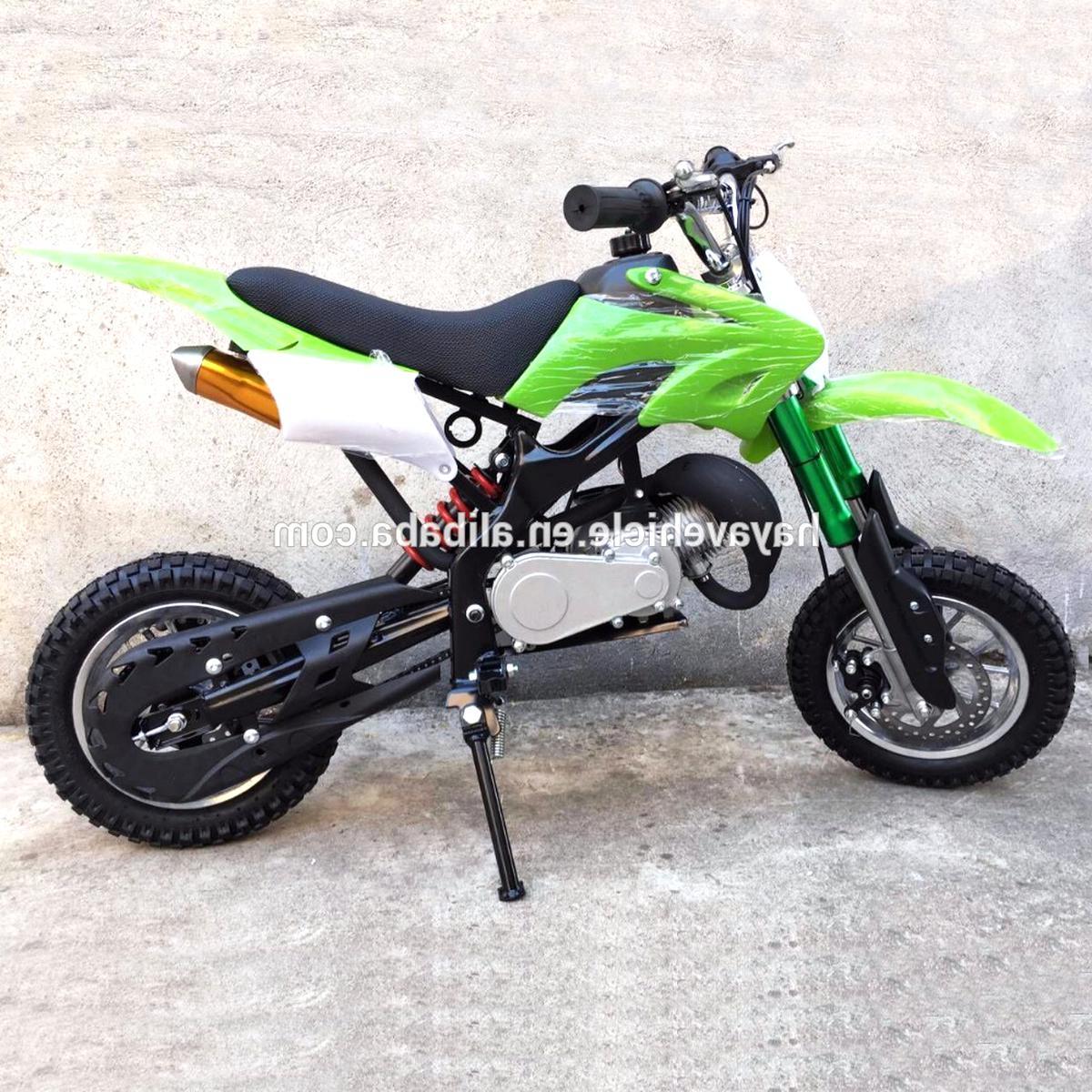 Moto Cross 50cc Mini D Occasion Plus Que 2 A 60
