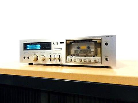 platine cassette luxman d'occasion