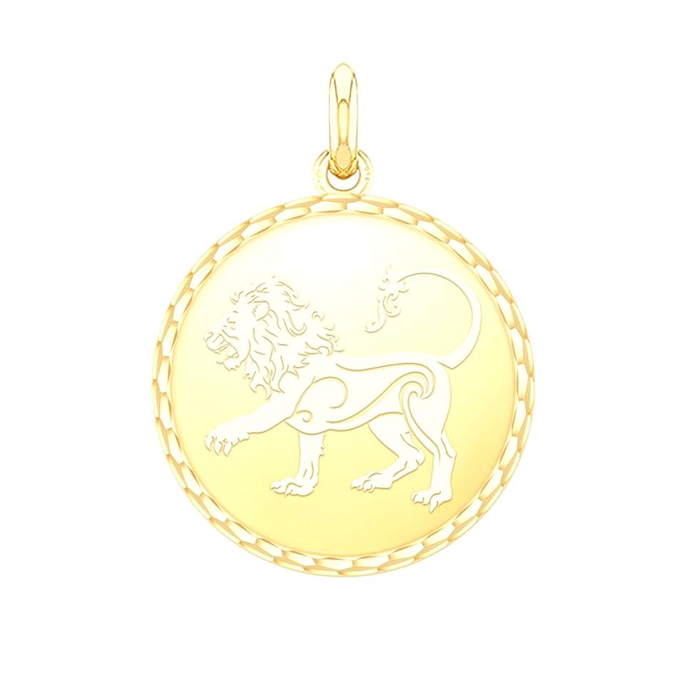 medaille lion d'occasion