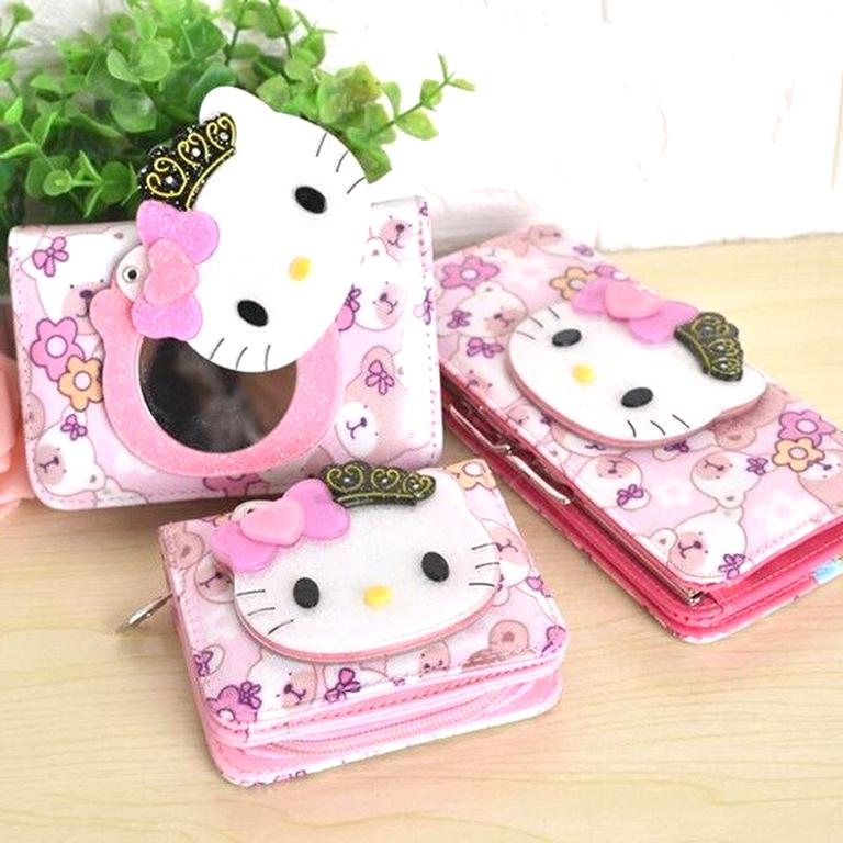 portefeuille hello kitty d'occasion