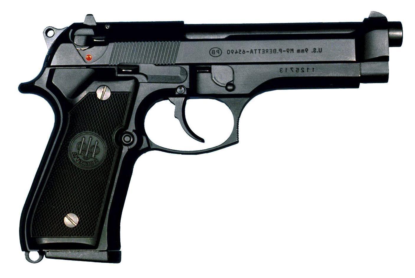 pistolet 9mm d'occasion