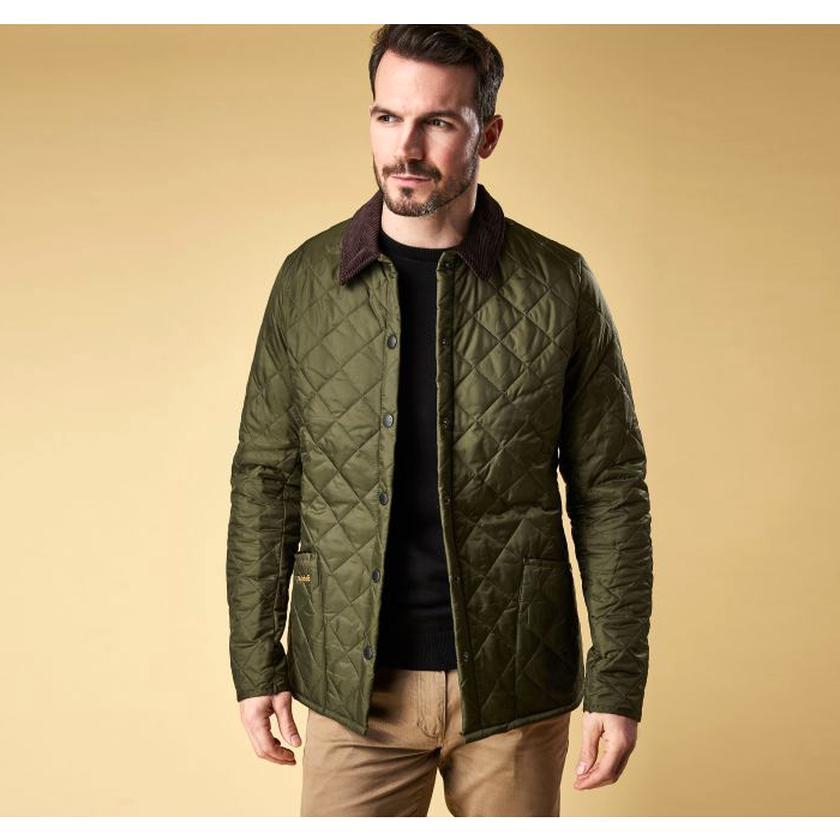 barbour quilted d'occasion