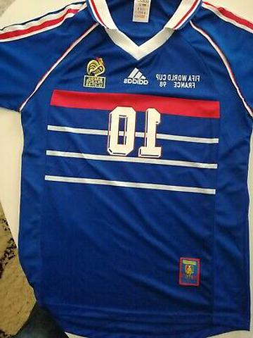 maillot france 1998 s d'occasion