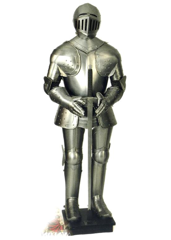 armure medieval d'occasion