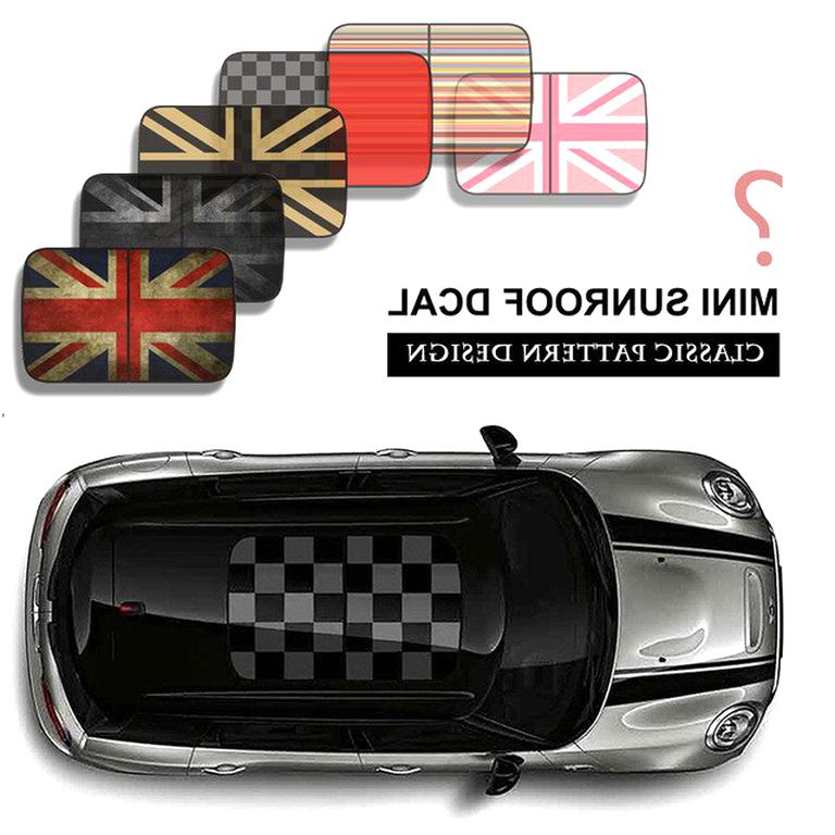sticker toit mini cooper d'occasion
