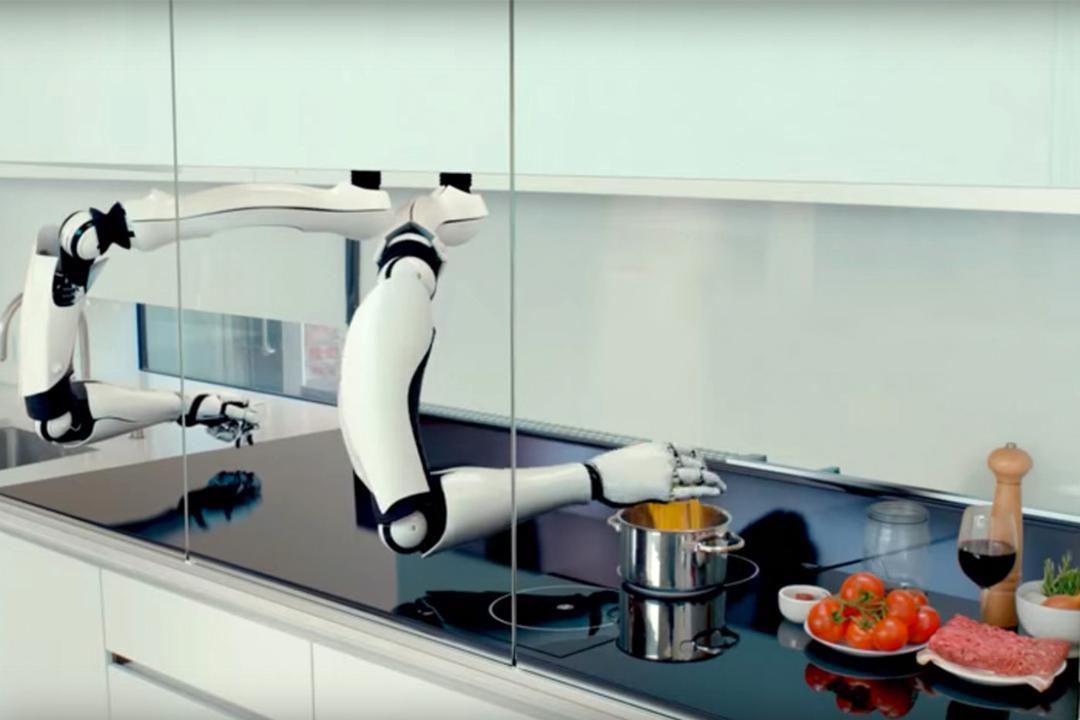 robot kitchen chef d'occasion