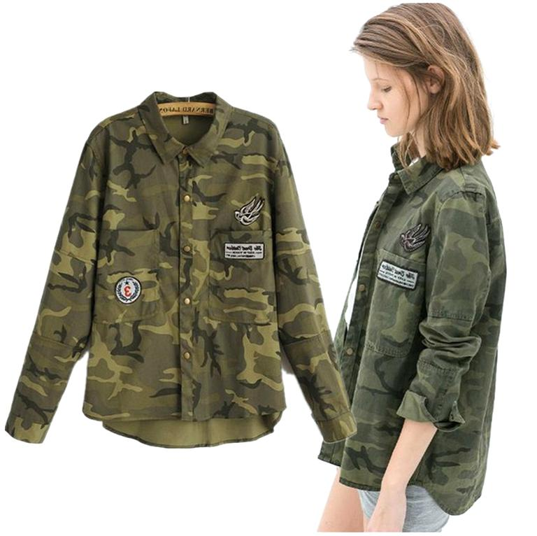 veste militaire femme d'occasion