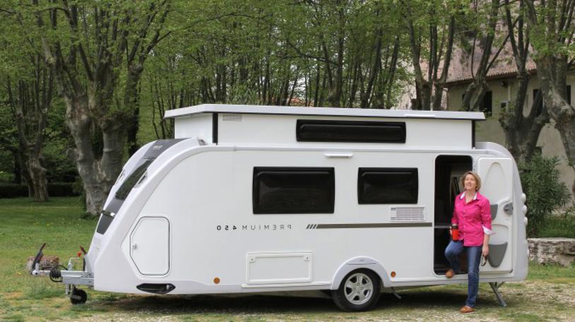caravane 2 metres d'occasion
