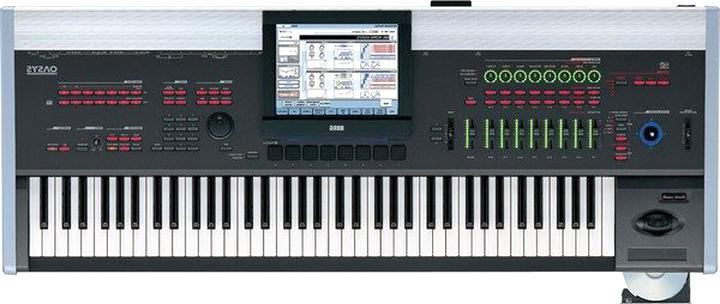 korg oasys 76 d'occasion