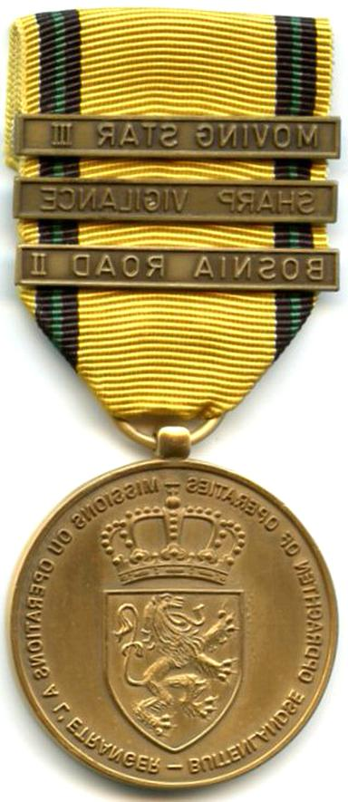medaille operation d'occasion