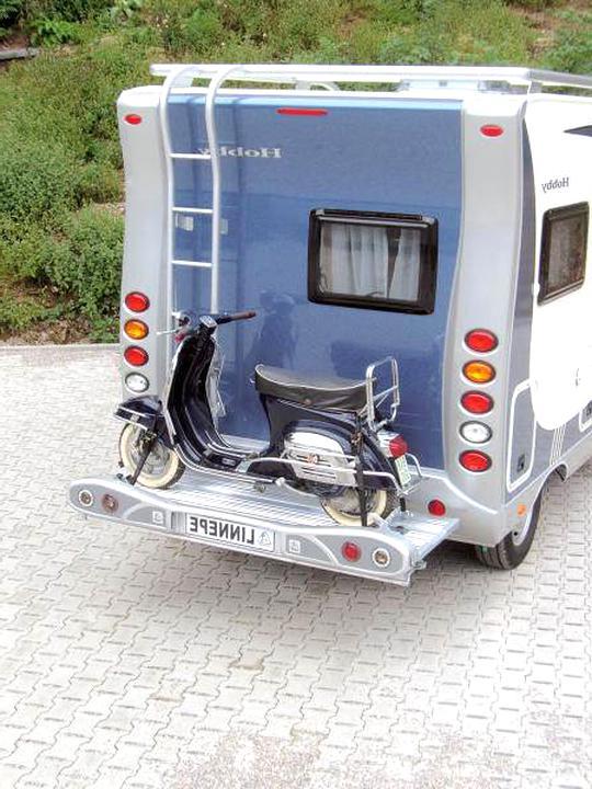 moto camping car porte d'occasion