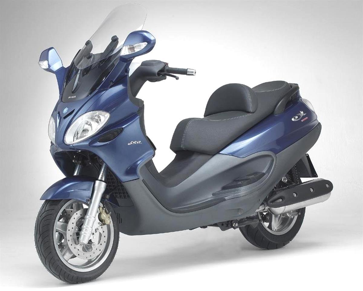 /500/Evolution /250/ H x l 03/ 08 Kappa kd229st Piaggio x9/200/ Pare-Brise Transparent 65/x 50/cm