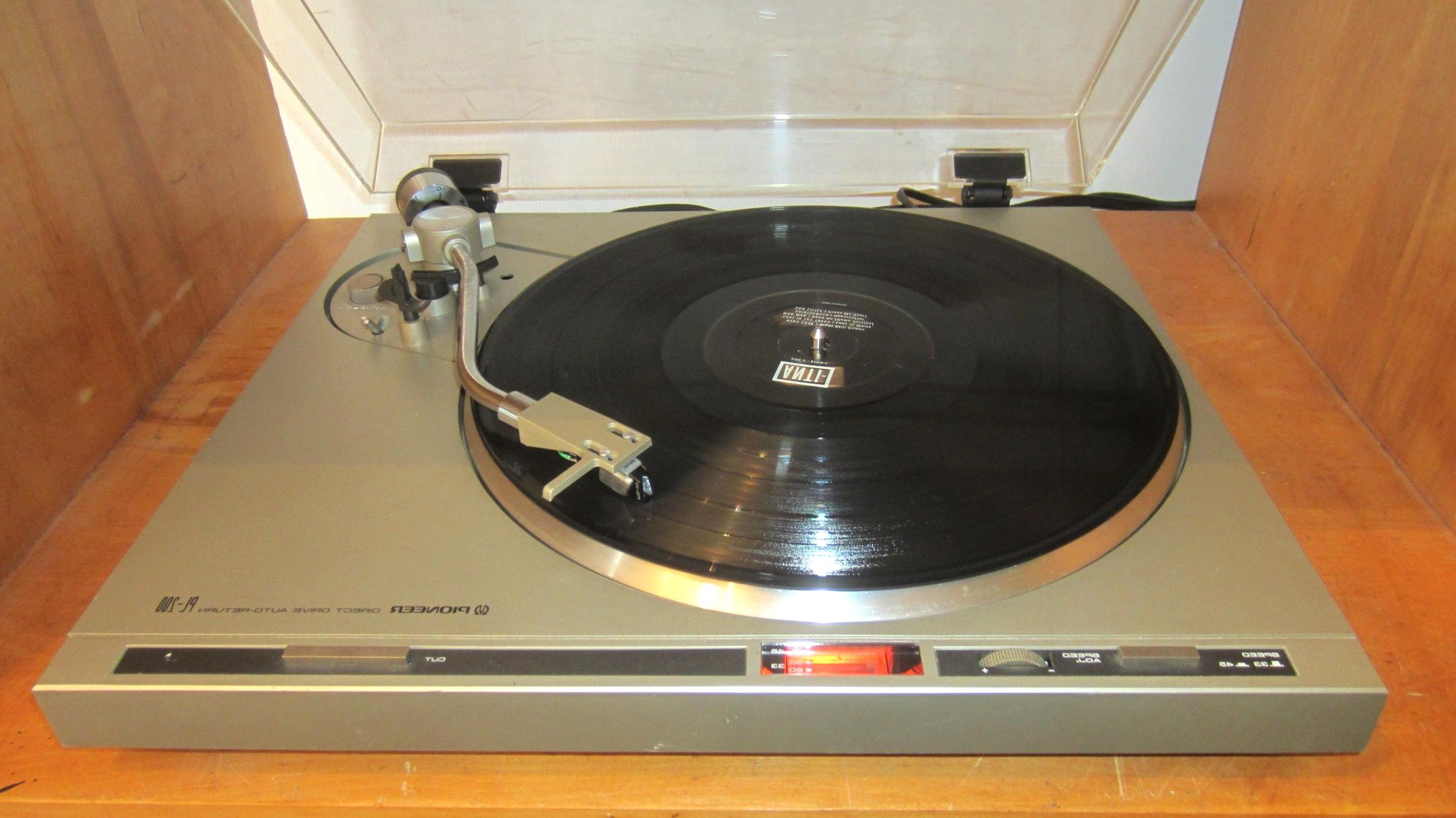 pioneer pl 200 d'occasion
