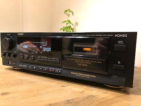 platine cassette denon d'occasion