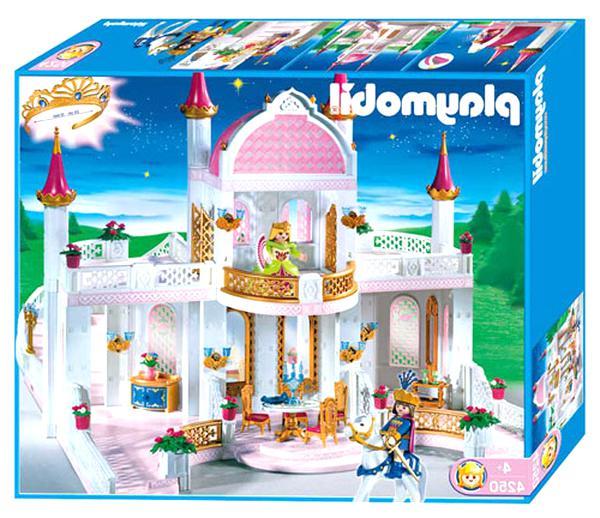 Occasion Playmobil Chateau Princesse Pieces Detac