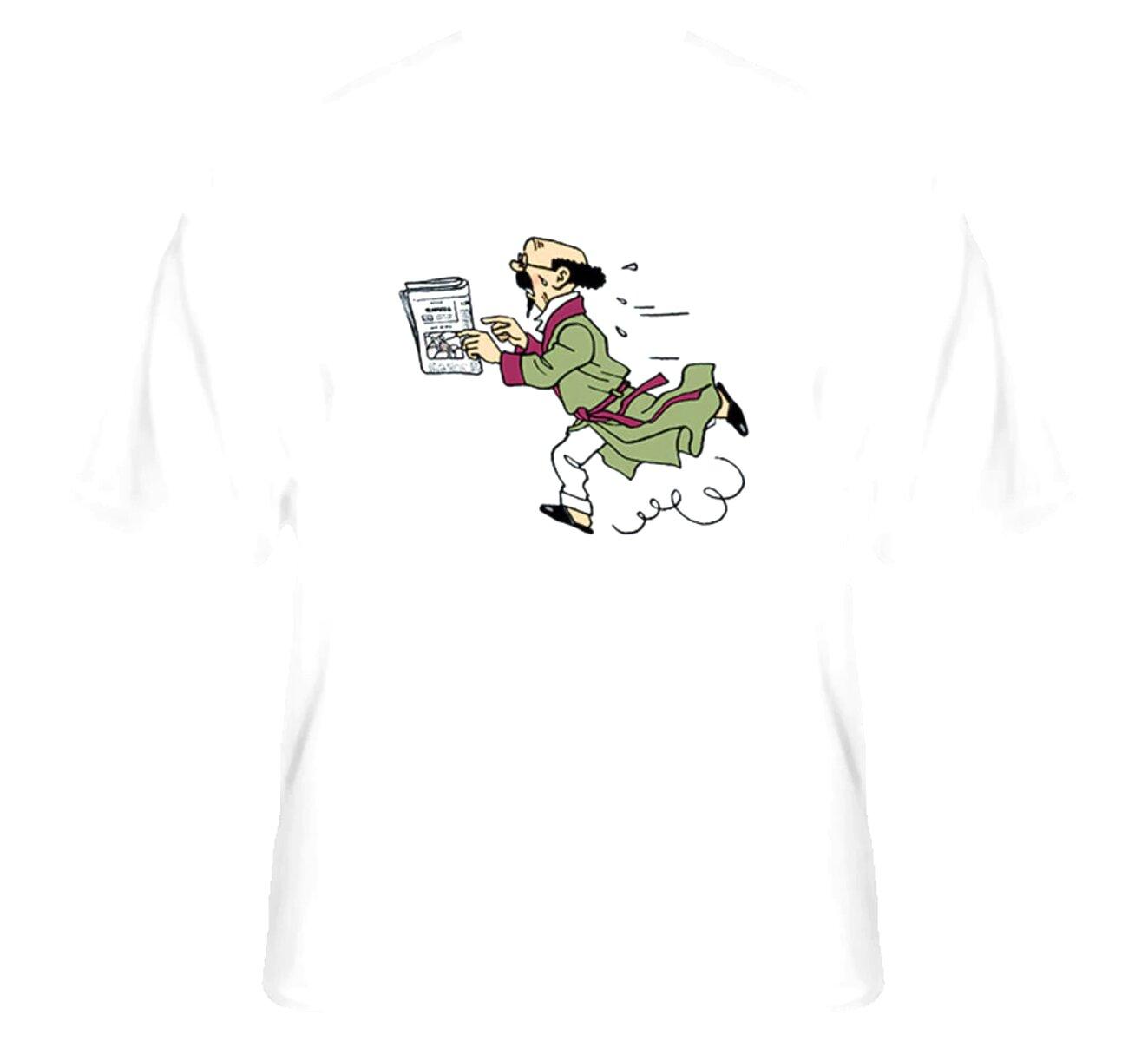 tintin shirt d'occasion