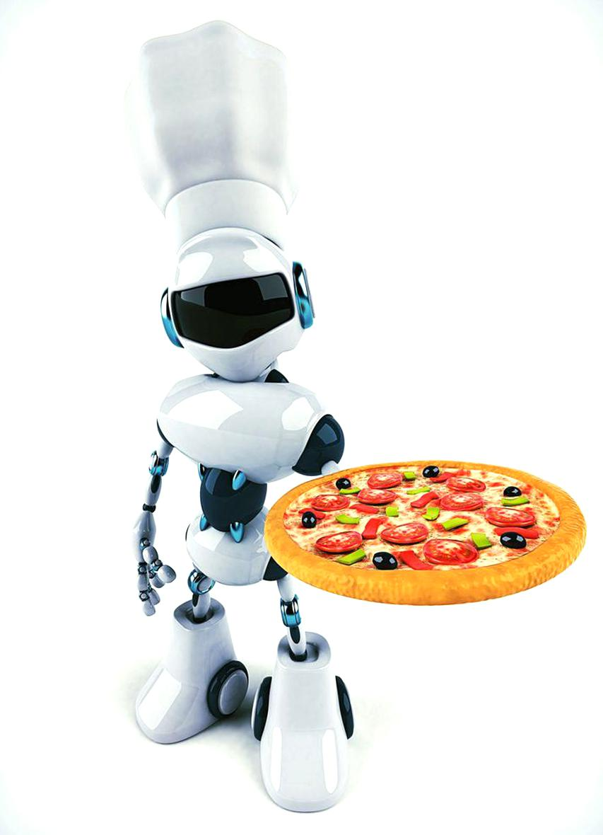 robot chef d'occasion