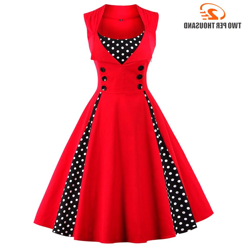 robe pin up d'occasion