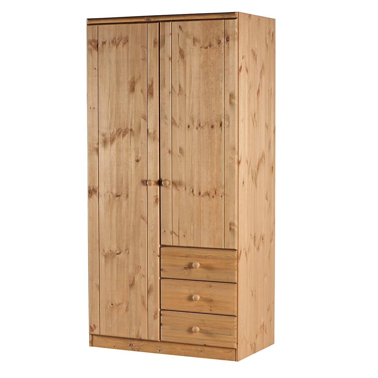Armoire 3 Portes Cocktail Scandinave Bright Shadow Online
