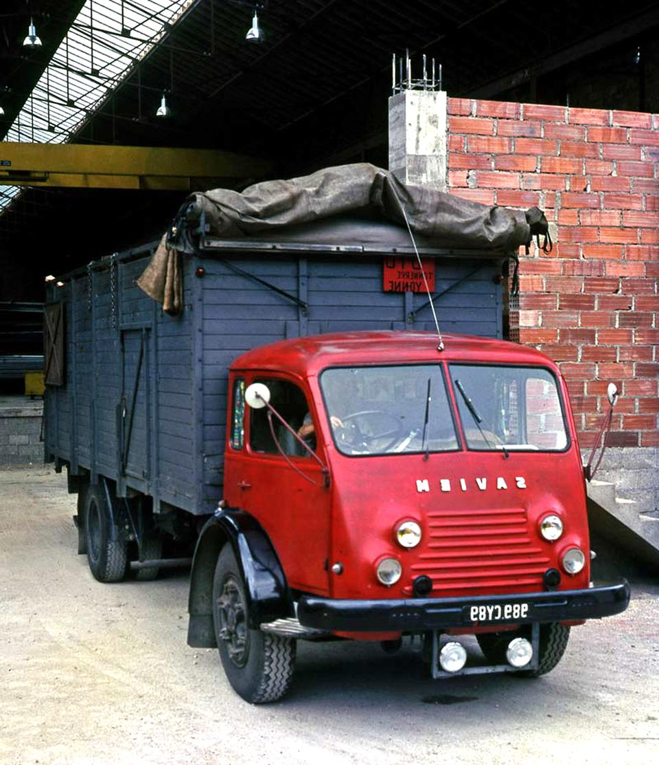 camion ancien renault d'occasion