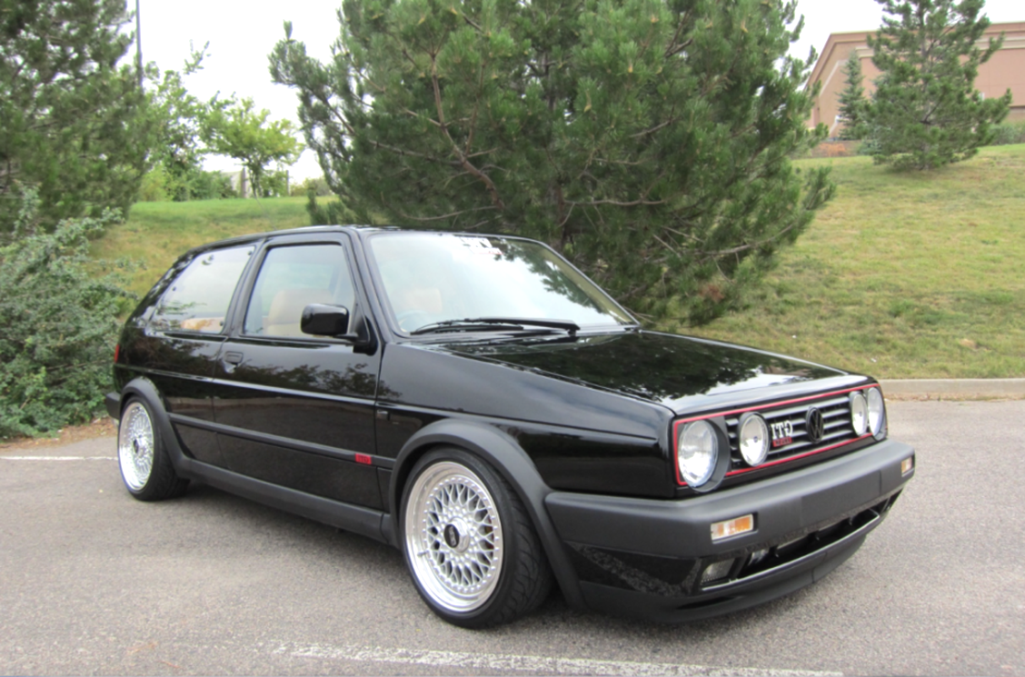 golf gti 16 d'occasion