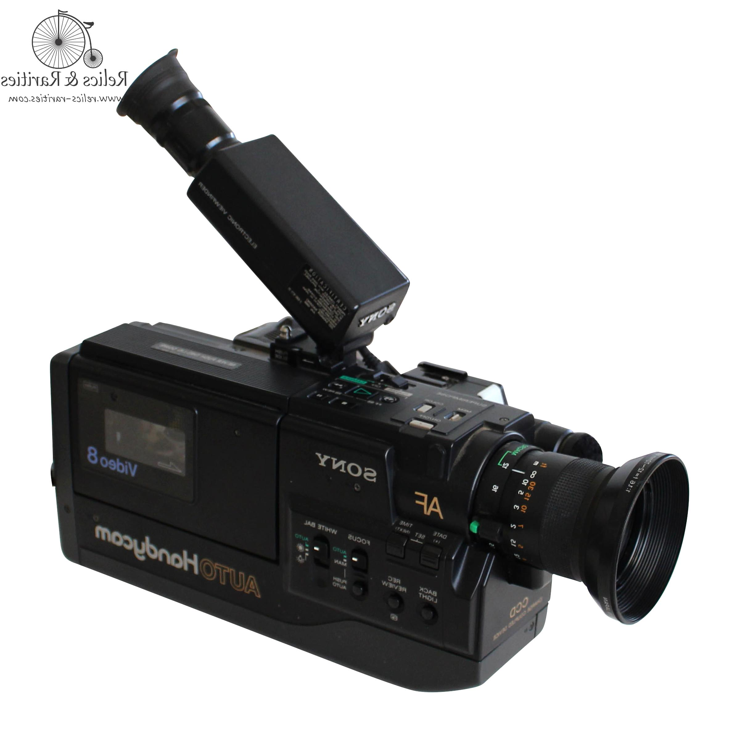 sony handycam video8 d'occasion