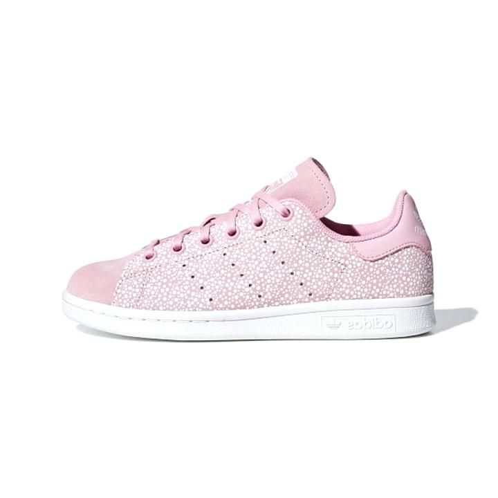 adidas stan smith rose d'occasion
