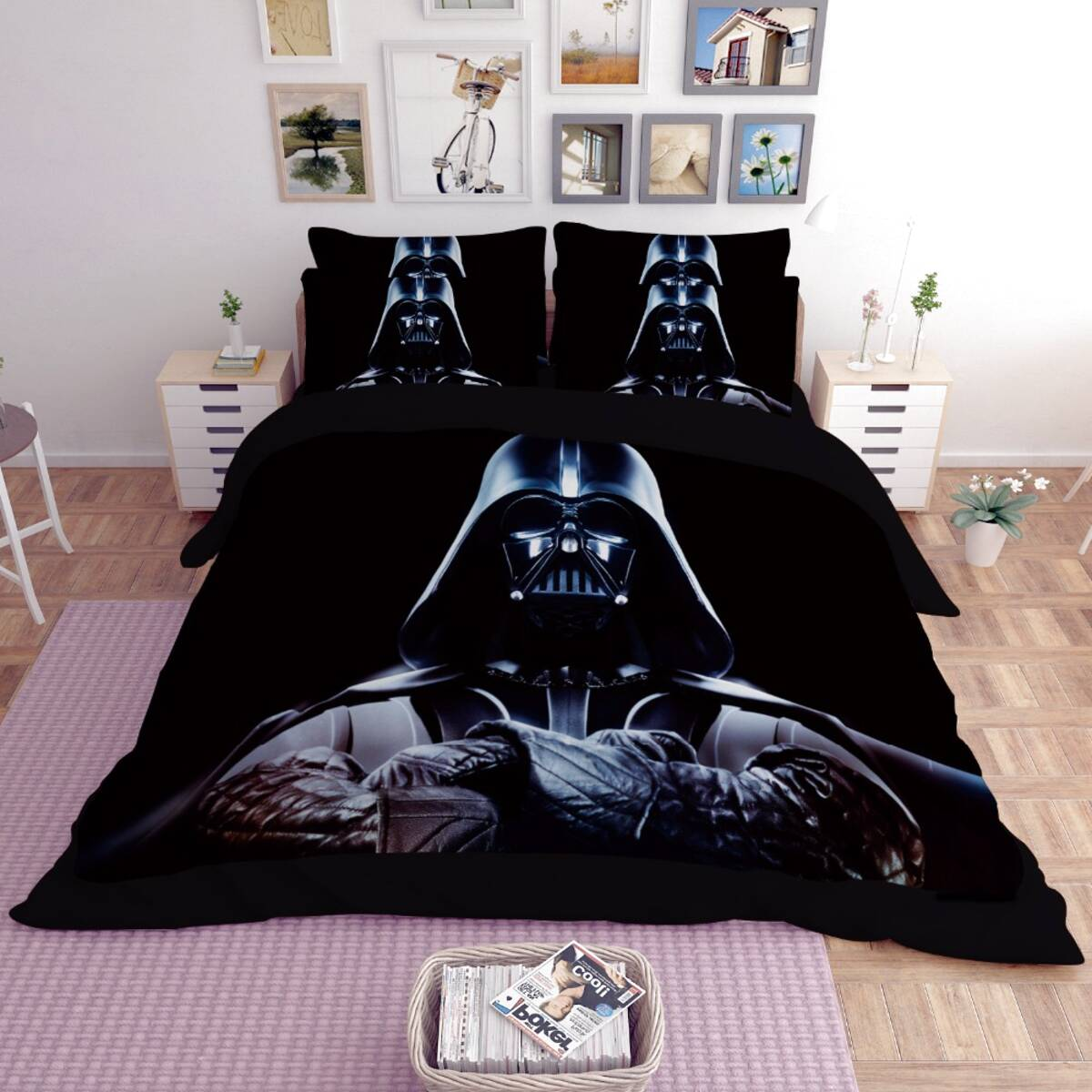 couette star wars d'occasion