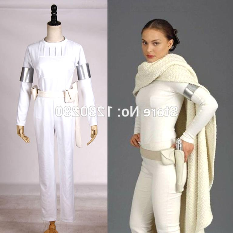 star wars costume padme d'occasion