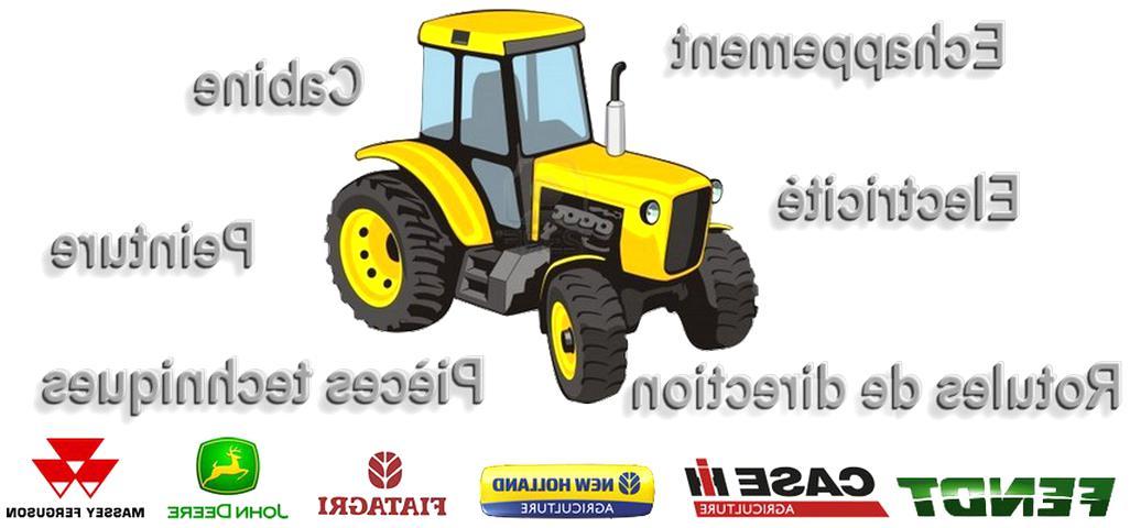 piece tracteur agricole d'occasion