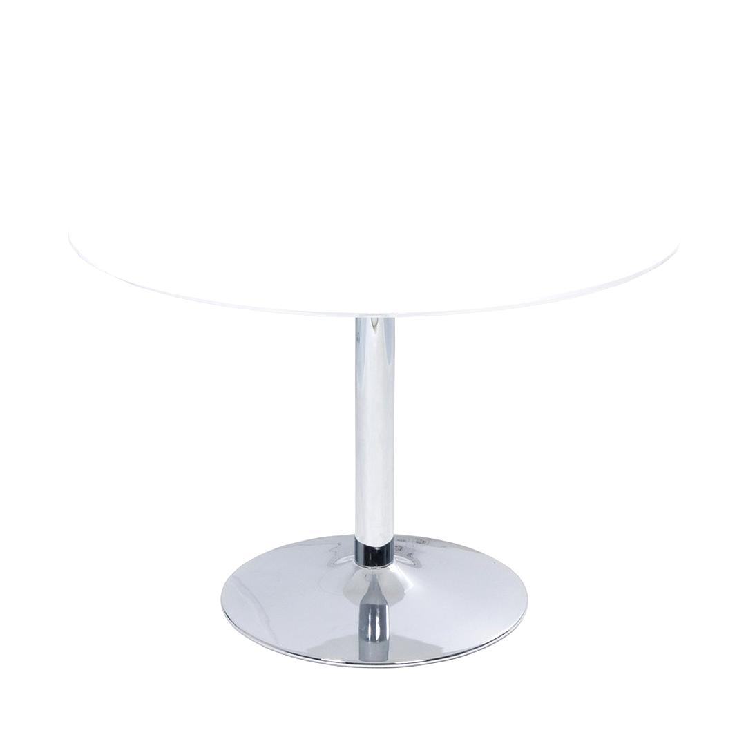 Table Ronde Pieds Central Ikea D Occasion