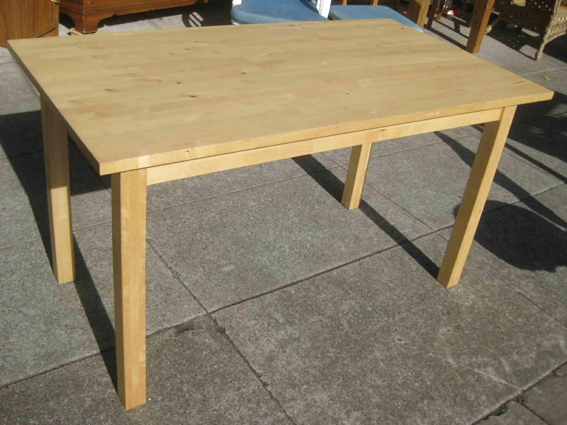 Table Norden Ikea D Occasion Plus Que 4 A 75