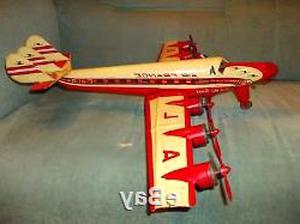 jouet avion tole d'occasion