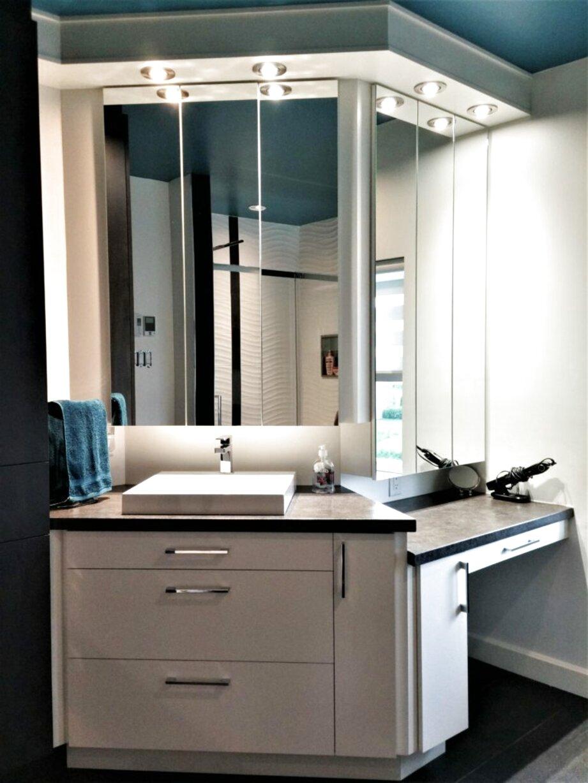 armoires salle bain d'occasion
