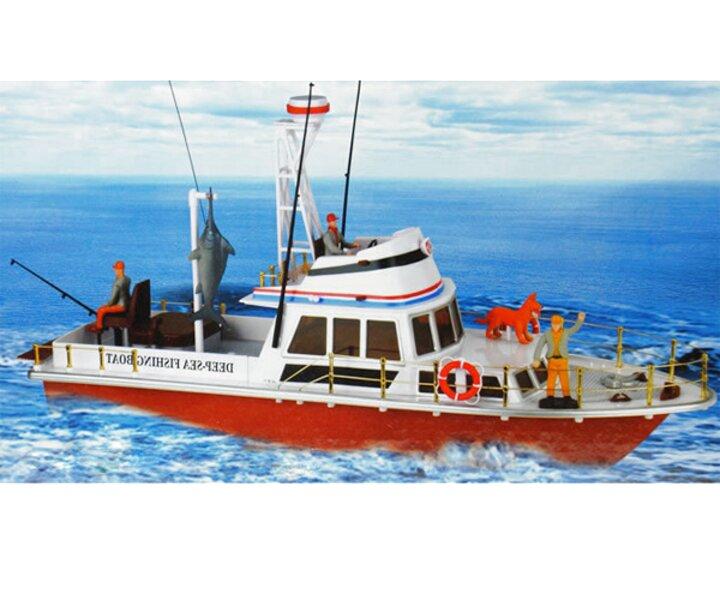 playmobil bateau peche d'occasion