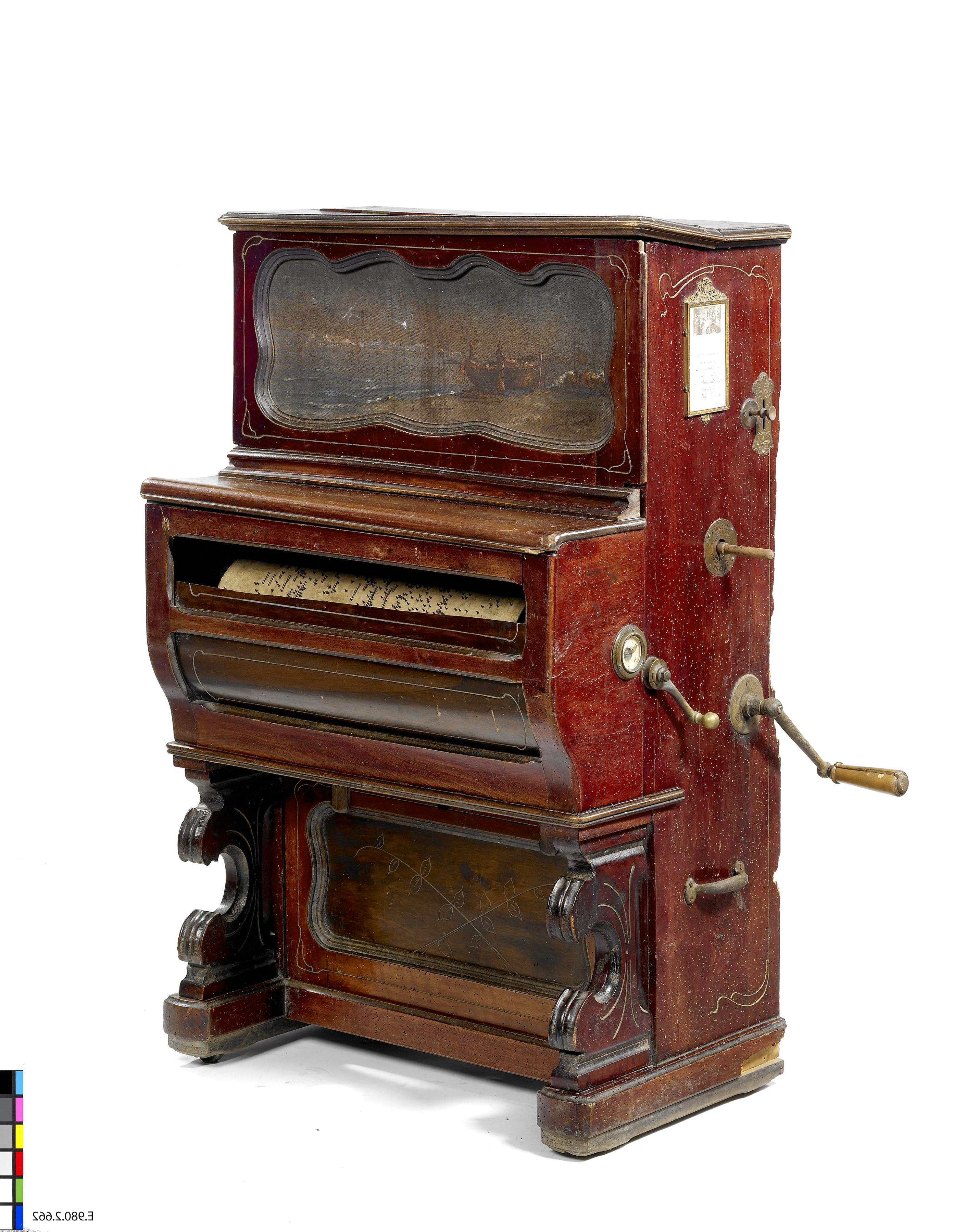 piano mecanique d'occasion