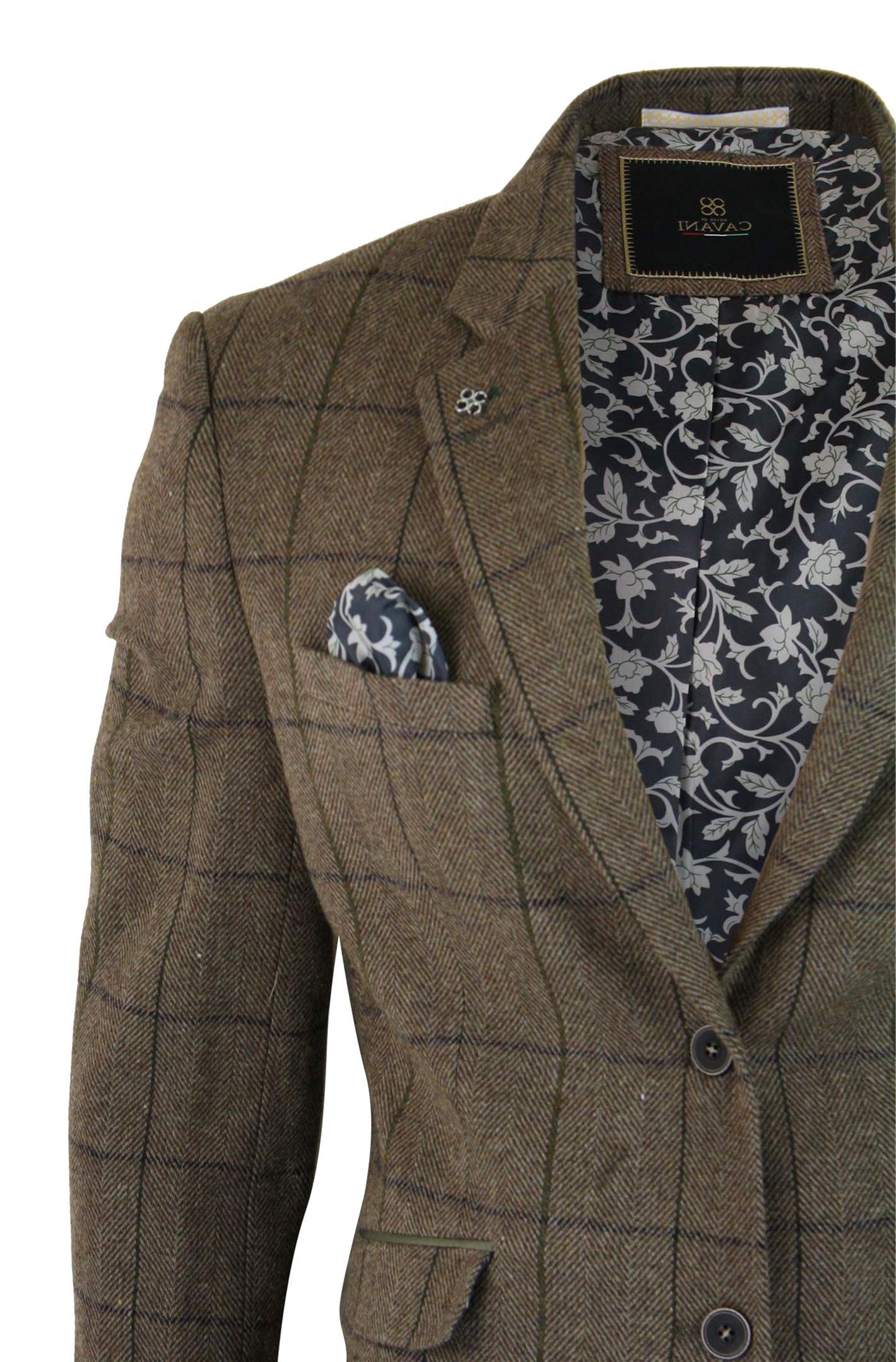 veste tweed homme d'occasion