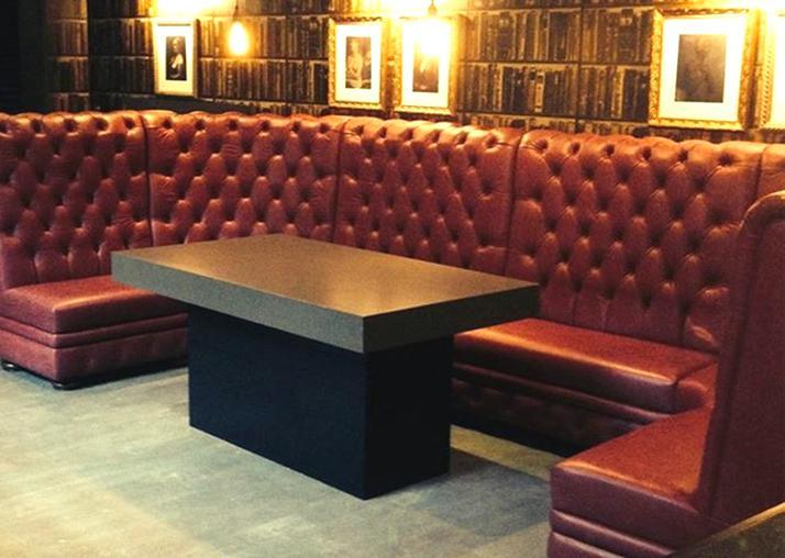 banquette bar banquette bar discotheque d'occasion
