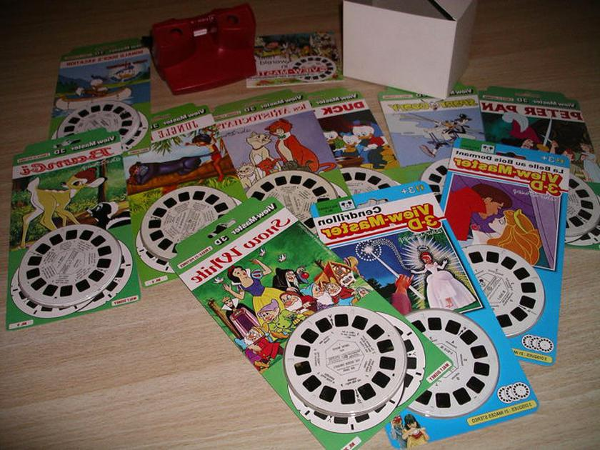 view master disney d'occasion