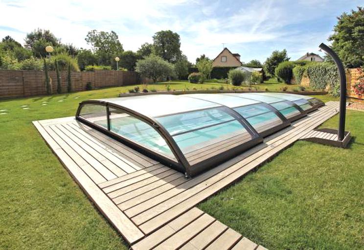 abri piscine piscine abri d'occasion