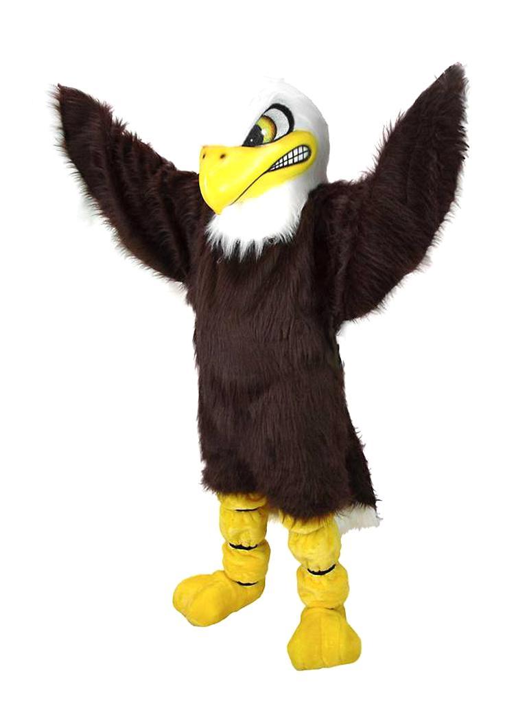 mascotte aigle d'occasion