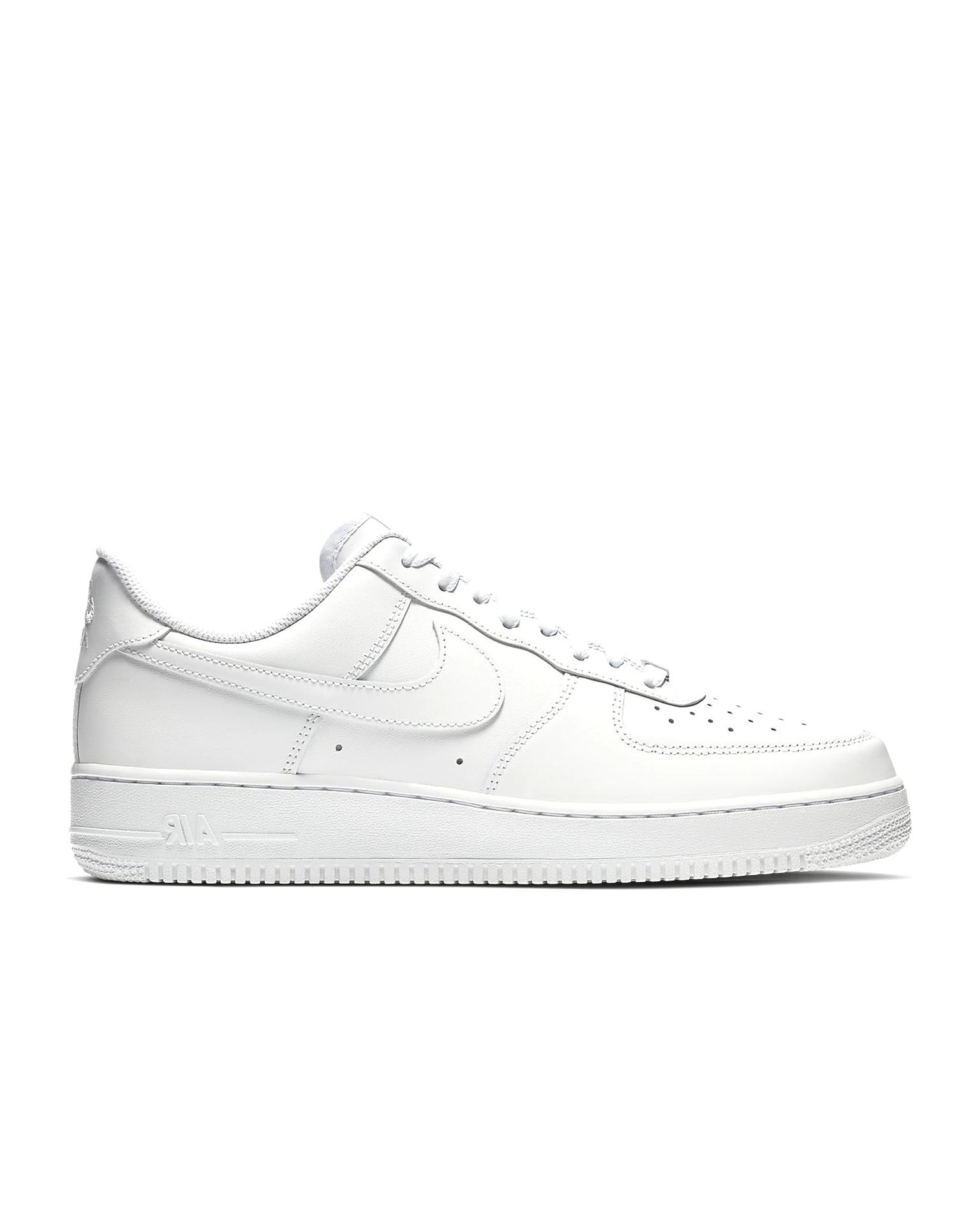 Baskets basses Air Force 1 '07 SE LX Nike en blanc pour