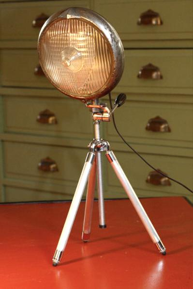 lampe ancien phare d'occasion