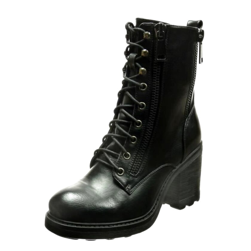 chaussure rangers montante femme d'occasion