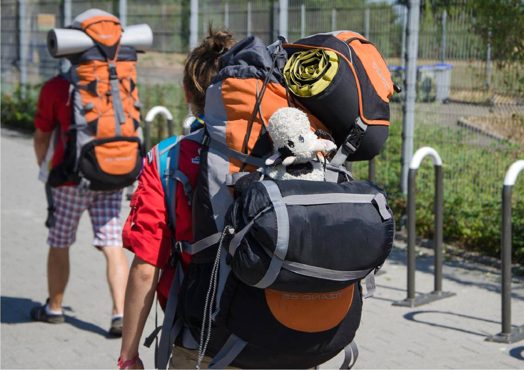 sac a dos scout d'occasion