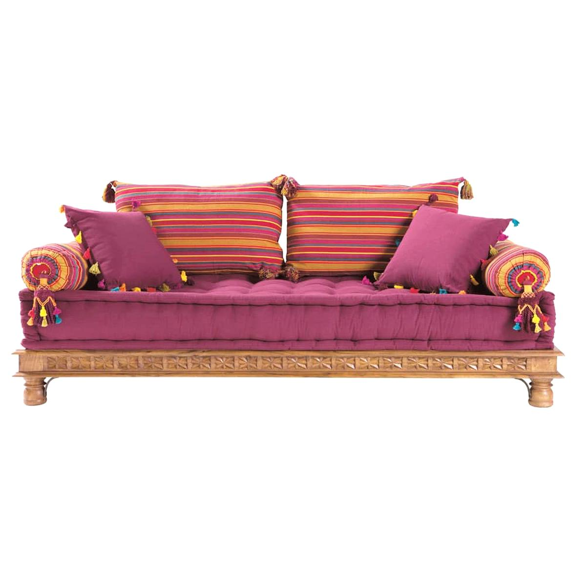 banquette indienne d'occasion