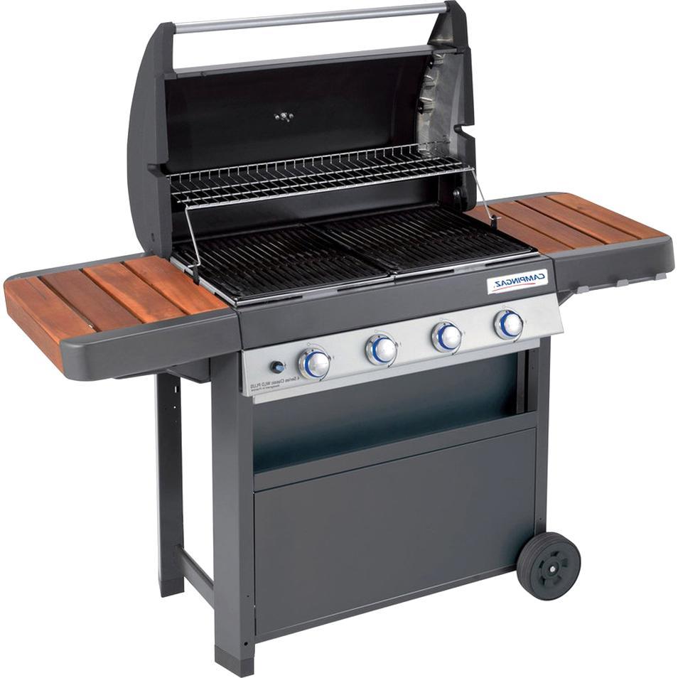 Barbecue Gaz Et Plancha barbecue gaz plancha d'occasion