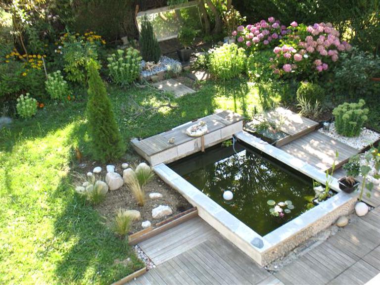Bassin Jardin Pierre d\'occasion   Plus que 3 à -65%