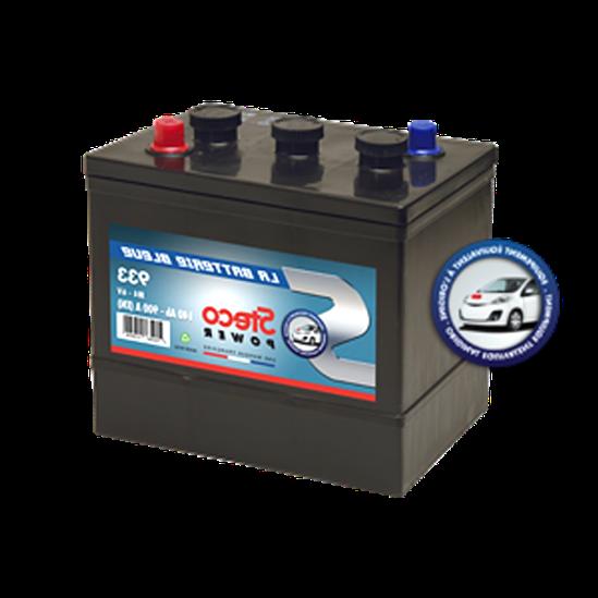 Batterie de démarrage 12V 70Ah Francebatt